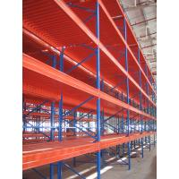 Buy cheap Warehouse Heavy Duty Pallet Racking 50.8mm Pitch with 10 Years Warranty from Wholesalers