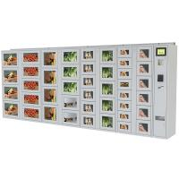 Buy cheap Coin / Banknote Payment Locker Vending Machines With Secured Electronic Locker System from Wholesalers