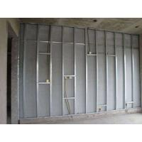 Non Toxic Fiber Cement Board And Batten Siding For Interior Partition Moisture Proof