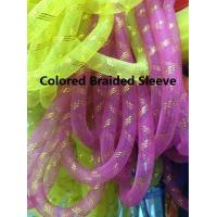 Buy cheap ROHS Cable Mesh Sleeve Fireproof And Halogen-Free , Braided Expandable Sleeve from Wholesalers