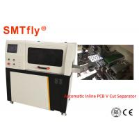 Buy cheap 220V Automatic Inline V Cut PCB Separator with 300-500/s Cutting Speed SMTfly-5 from Wholesalers