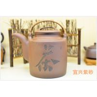 Buy cheap Purple Grit Antique Yixing Teapot , Yi Shing Teapot SGS Certification 1000ML from wholesalers