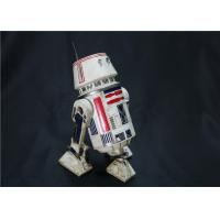 China White Color Star Wars Robot Toy Movable For Collection High Realistic on sale
