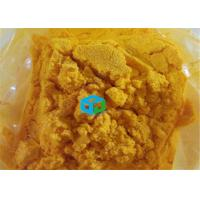 Buy cheap Isotretinoin Accutane Pharmaceutical Raw Materials Powder CAS 4759-48-2 Orange from Wholesalers