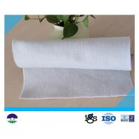 Buy cheap Custom Convenient FNG500 Geotextile Drainage Fabric Light Weight from Wholesalers