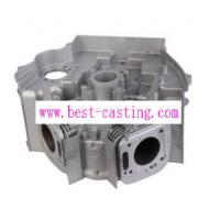 Buy cheap Die Casting Generator Cover / Motorcycle Engine Parts with SGS, ISO, RoHS from Wholesalers