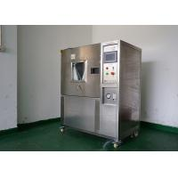 Controlled LED Light Environmental Test Chamber For Automobile , Lamps