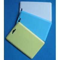 Buy cheap Dual Frequency RFID Card Active RFID Card 2.45GHz and Mifare(14443A) HF from wholesalers