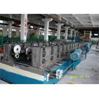 Buy cheap GI Perforated Cable Tray Systems Automatic Roll Forming Production Machine from Wholesalers