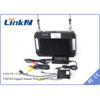 Buy cheap NLOS 5KM LOS 20KM Hexrcopter Quadcopter UAV Video Transmitter 300MHz - 2.7Ghz from wholesalers