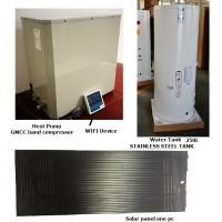 Buy cheap WH-35 WIFI CONTROL Thermodynamic Hot Water Heater Pump With Solar Panel System from wholesalers