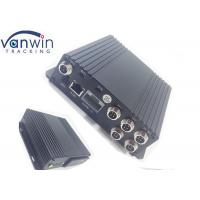 Buy cheap 128G SD card 720 P AHD MDVR with GPS tracking / 3g car dvr Live Video from Wholesalers