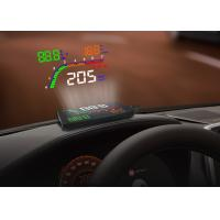 Buy cheap 4 Inch Multi Function Trip Computer Led Display HUD T100 Over Speed Alarm Customized from wholesalers