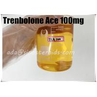 Buy cheap Dark Color Trenbolone Acetate Trenabolic 100mg 80 / 150  Pre Made Injectable from Wholesalers