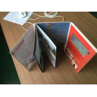 2.4 to 10.1 inch screen multipage Video greeting Brochure card mailer for Business