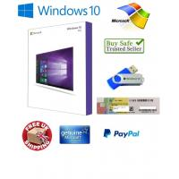 Buy cheap Global Language Windows 10 Retail License , Windows 10 Pro OEM Product Key from Wholesalers