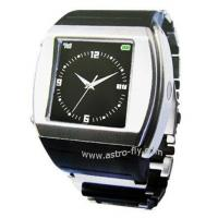 Buy cheap Cool Bluetooth Watch Mobile Phone, Touch Screen from Wholesalers