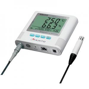 Light Alarm Import  Switzerland External Sensor High accuracy High  Ultral  Temperature Humidity Data Logger