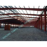 Buy cheap H Section Beams / Columns Steel Framed Buildings Pre Engineered 80 X 100 Clearspan from Wholesalers