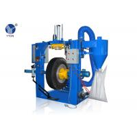 Buy cheap Two In One Tyre Buffing Machine / Tire Buffing Equipment For Tire Recapping from Wholesalers