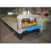 Buy cheap Professional Roof Panel Roll Forming Machine / Equipment For Civil House from wholesalers