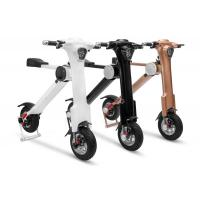 Buy cheap Li-battery 48v Lightweight Folding Electric Scooter With Bluetooth And Led Lights from wholesalers