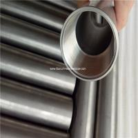 Buy cheap titanium tubing for bicycle manufacturing 38mm*0.9mm*500mm 4pcs wholesale price from wholesalers
