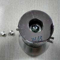 Buy cheap Cleaner Transducer immersible in Metal Box for Ultrasound vibration from wholesalers