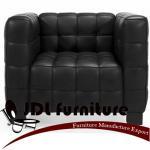 Buy cheap Kubus Sofa,Josef Hoffmann Kubus sofa,Kubus armchair,leather sofa,chairs modern,living room furniture,sofa supplier from Wholesalers