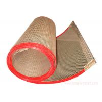 Buy cheap Top Quality Good Tensile Strength Non-Toxic PTFE Teflon Wire Mesh Conveyor Belt from wholesalers