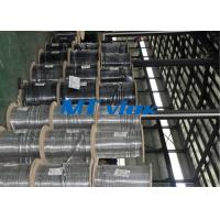 Buy cheap Seamless ASTM A269 TP316L / 304L stainless steel coil tube ISO 9001 & PED & AD2000 from Wholesalers