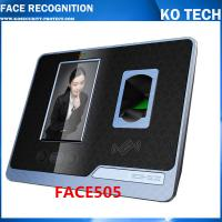 China KO-Face505 Cheap Price Biometric Facial & Fingerprint Time Attendance on sale