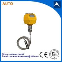 Buy cheap guided wave water smart explosion-proof radar level meter from wholesalers