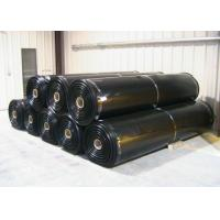 Quality 2.50mm Ultra Tech Flexible HDPE Geomembrane Liner Smooth For Canal wholesale