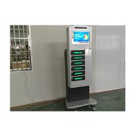 Quality High End Computer Floor Standing Mobile Phone Charge Machine with Big Touch Screen wholesale