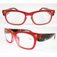 Buy cheap Red / PC Frame LED Reading Glasses Meet CE4139 Standard BP-4468 from Wholesalers