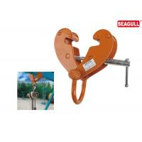 Quality Building Manual Beam Clamp Lifting Clamps With Shackle Easy Installation wholesale
