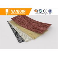Buy cheap Outdoor And Indoor Flexible Clay Composites Brick Effect Wall Tiles 3D Effect Light Weight from wholesalers
