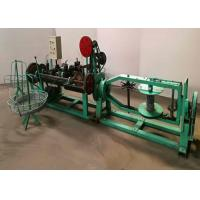 Buy cheap 2.0mm Single Barbed Razor Wire Making Machine , Galvanized Razor Barbed Wire from wholesalers