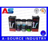 Buy cheap Adhesive 10ml Vial Labels , Custom Label Stickers Packaging For Injection from wholesalers