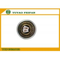 Custom Made Deluxe Metal Poker Chips Design Round For Gambling