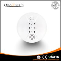 Buy cheap Conventional Photoelectric Smoke Detector Alarm 433MHz Passed EN14604 from wholesalers