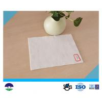 Buy cheap 600GSM Geotextile Drainage Fabric Small Openings High Water Flow Rates from Wholesalers