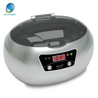 Buy cheap Timer Touch Panel Digital Ultrasonic Cleaner ,Mini Size Ultrasonic Glasses Cleaner from Wholesalers