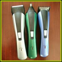 Quality NHC-2012 3 In 1 Hair Nose Beard Hair Trimmer Rechargeable Hair Clipper wholesale