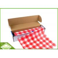 Buy cheap Spunbond Printed Non Woven Tablecloth For Dining Table Mothproof 35gsm-100gsm from Wholesalers