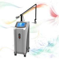 Buy cheap High quality RF Pipe Fractional CO2 Laser for  skin resurfacing, scar and wrinkle removal from Wholesalers