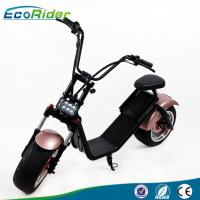 Quality 2 Fat Wheel Tires Electric Chopper Motorcycle Motorbike For Adults wholesale