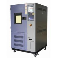 Buy cheap 100L Mental Environmental Test Chambers / Temperature Humidity Test Chamber from wholesalers