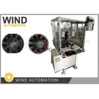 Buy cheap Muti Polesstator Winding Machine Single Station  For Brushless Stepping DC Motor from Wholesalers